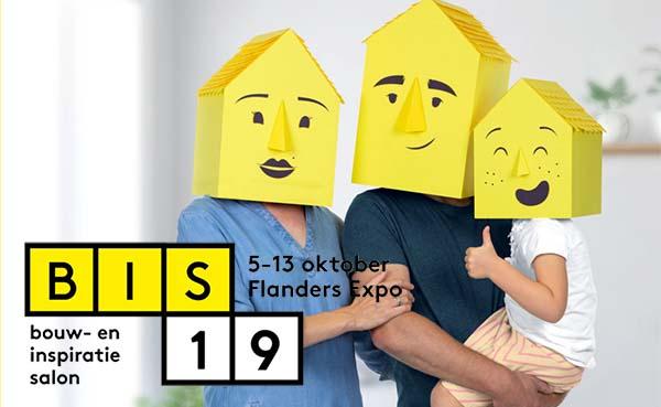 Gratis kaarten voor BIS 2019, bouw- en inspiratie salon