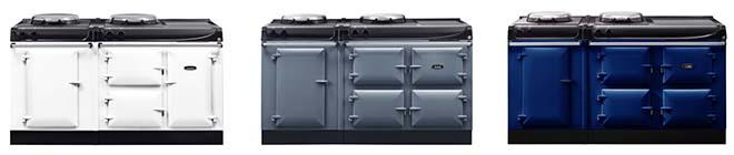 AGA lanceert de nieuwe AGA Hybrid eR3 series