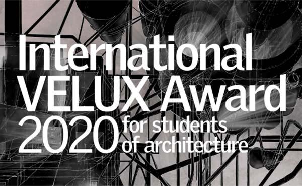 Inschrijvingen International Velux Award 2020 gestart