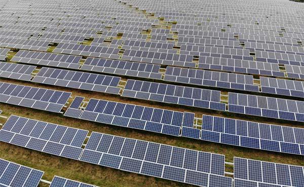 Solarpark Azewijn wekt groene stroom op voor Wienerberger