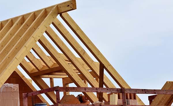 Uit welke onderdelen bestaat een dak?
