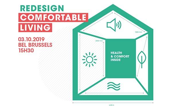 Derde EPB-congres gewijd aan gezond en comfortabel bouwen in de toekomst