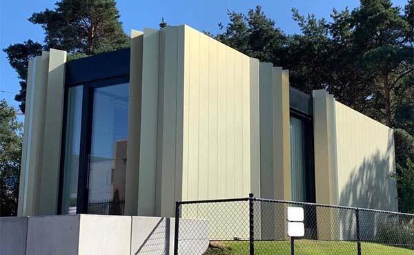 Nieuw in België: woningen van 48m² die in 30 minuten gebouwd zijn