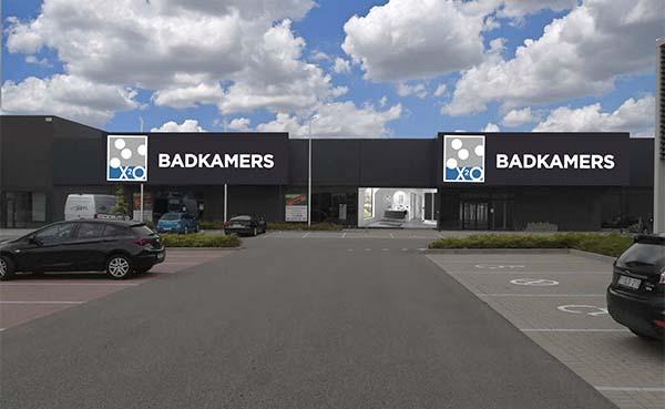 Opening grootste X²O showroom van België