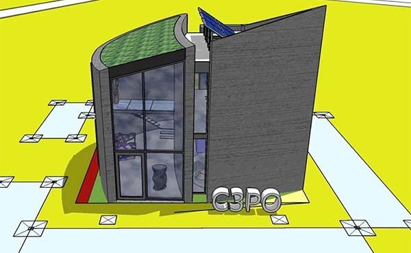 Kamp C daagt bedrijfswereld uit om 3D-printen in de bouw te integreren