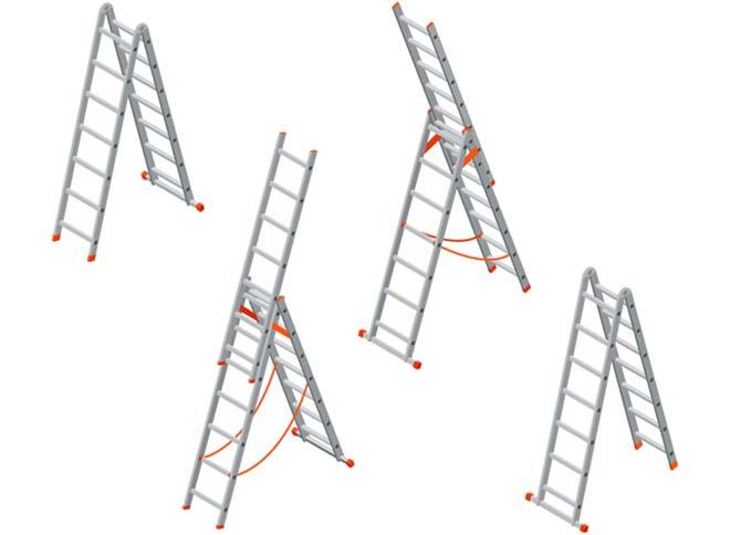 6 tips bij het kiezen van de juiste ladder