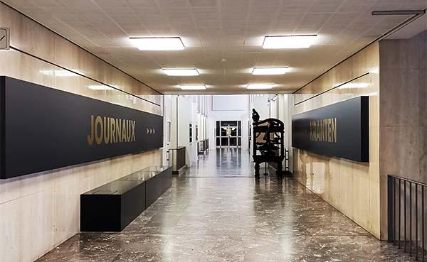 De verbouwing van de Koninklijke Bibliotheek krijgt vorm