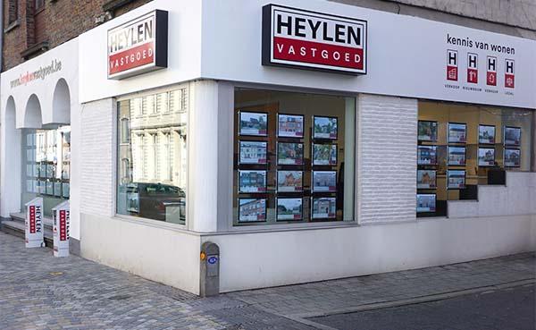 Heylen Vastgoed opent nieuw kantoor in Mechelen