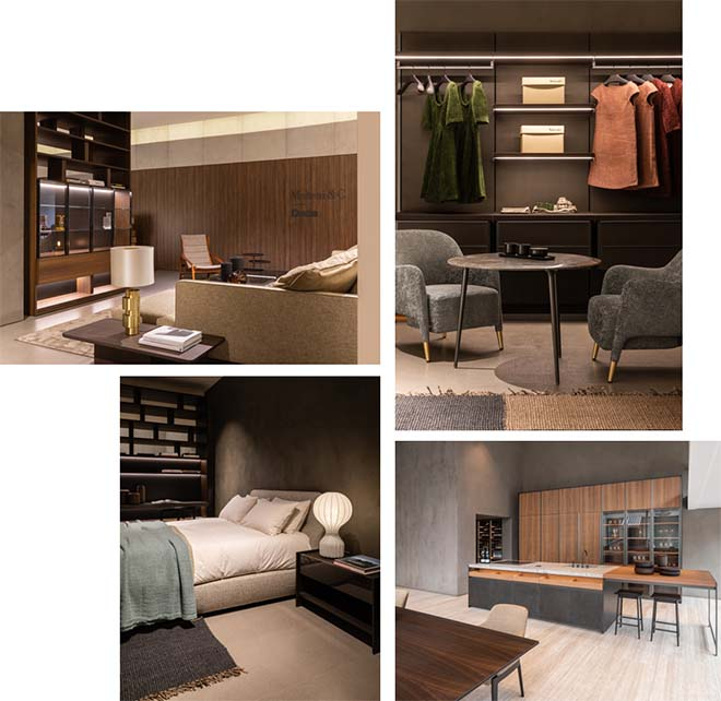 Donum opent Branded Spaces - Molteni