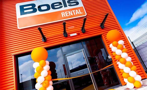 Verhuurbedrijf Boels Rental opent vestiging in Lummen