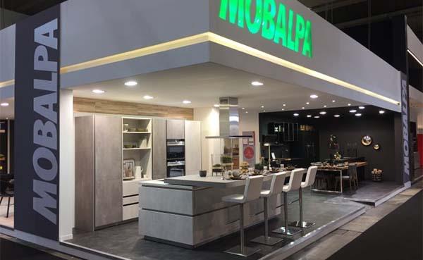 Mobalpa opent een nieuwe winkel bij Bergen