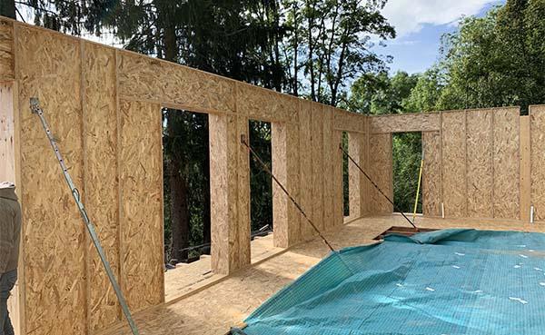 Tymber Buildings lanceert nieuw revolutionair bouwsysteem met houten blokken