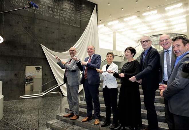 Antwerps provinciehuis officieel geopend