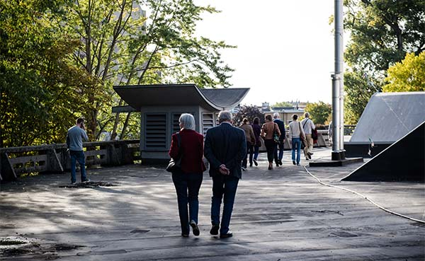 Daken gezocht voor Antwerps dakenfestival DAKkan