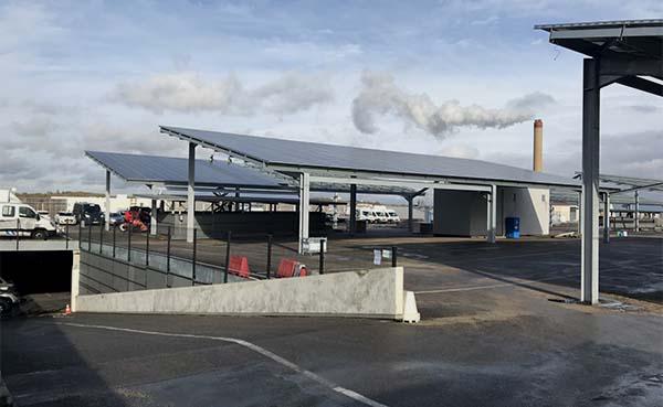 3000 m² zonnepanelen: uitdagend project in Brussel momenteel in volle uitvoering