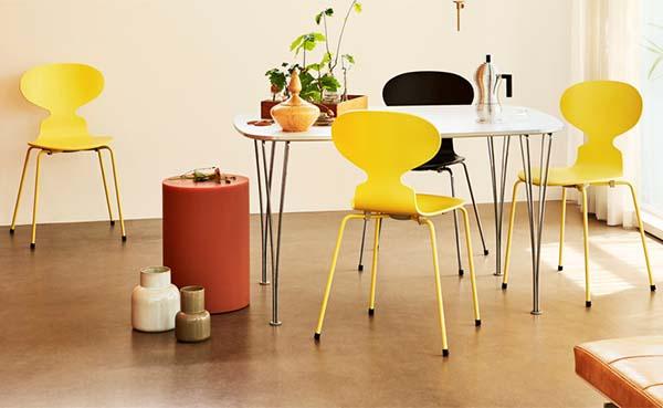 Een nieuw tijdperk voor de Ant van Arne Jacobsen