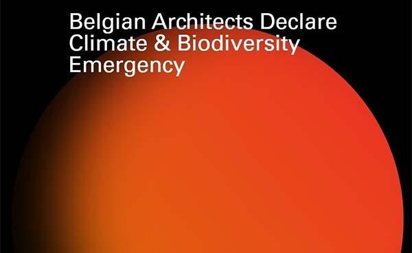 Belgische architecten engageren zich in strijd tegen klimaatcrisis