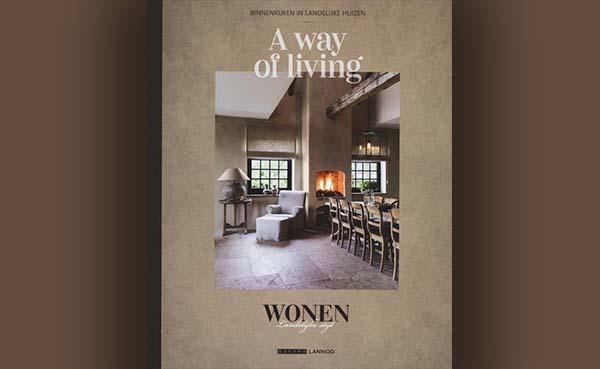 A way of living - 20 keer binnenkijken in landelijke huizen