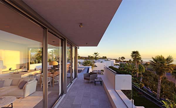 Los Jardines de Abama, een romantisch luxeappartement als tweede verblijf