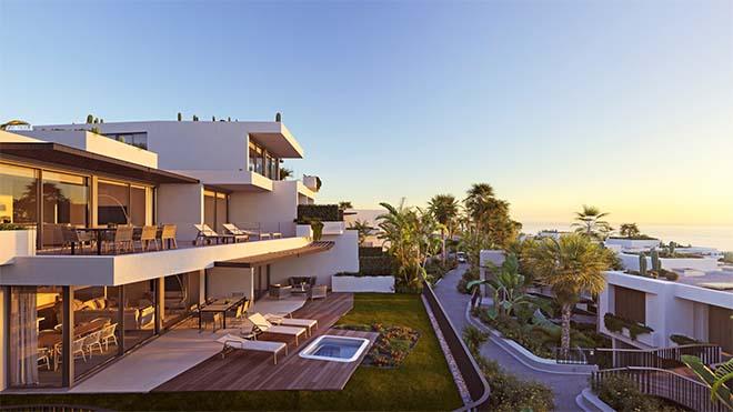 Los Jardines de Abama, Tenerife, een romantisch luxeappartement als tweede verblijf