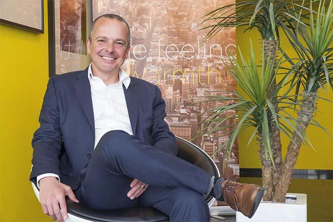 Christophe Leroy, managing director Remeha Belgium