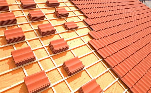 Luchtreinigende dakpannen in de strijd tegen stikstof