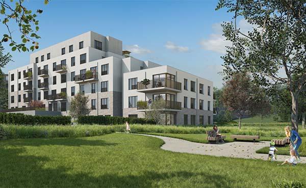 Ecologisch wooncomplex in Molenbeek en Sint-Agatha-Berchem voorgesteld