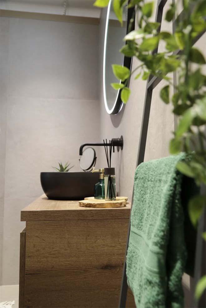 Badkamertrend: De botanische badkamer