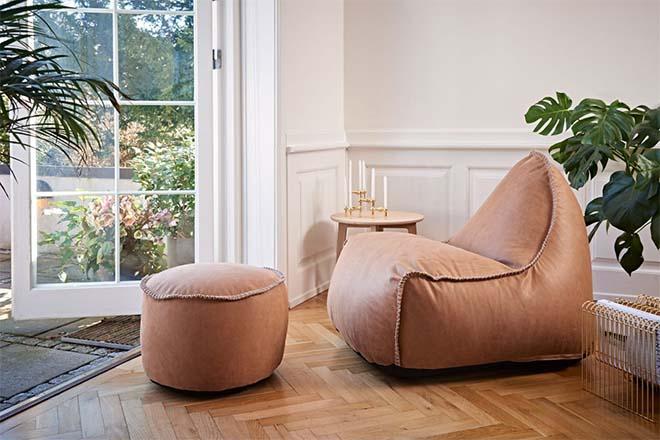 Maak je huis nog mooier en comfortabeler met een zitzak