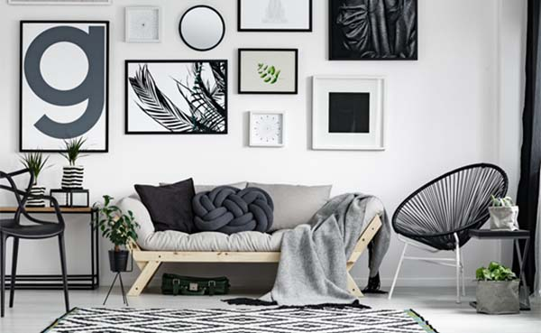 Ideeën voor leuke decoratie aan de muur