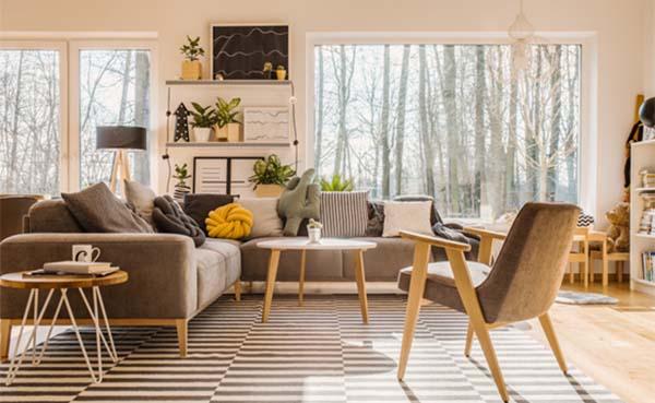 Haal een stukje natuur in de woonkamer! Dit zijn de trends van het moment