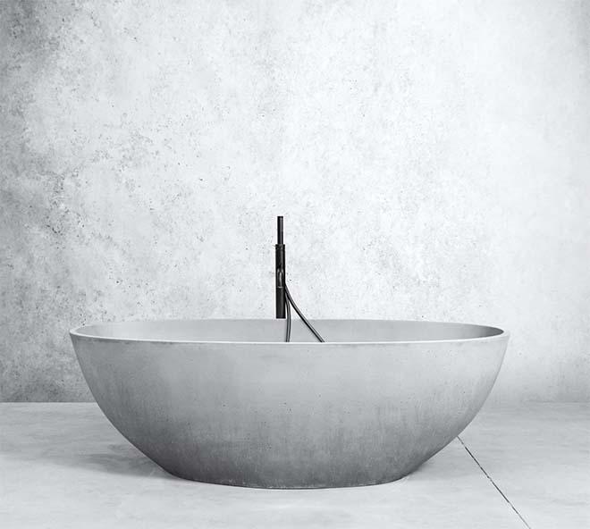Desco - Waarom beton in de badkamer als gegoten zit