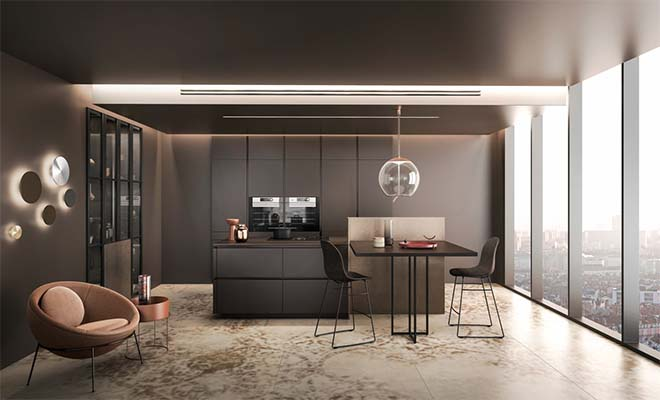Mobalpa onthult nieuwste keukentrends op Batibouw 2020