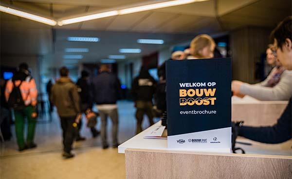 Op één dag driehonderd professionelen opgeleid op Bouwboost
