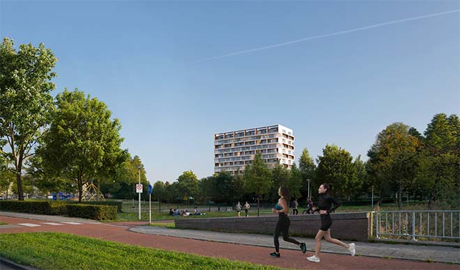 Kondor Wessels Vastgoed wint tender Bakemabuurt Amsterdam