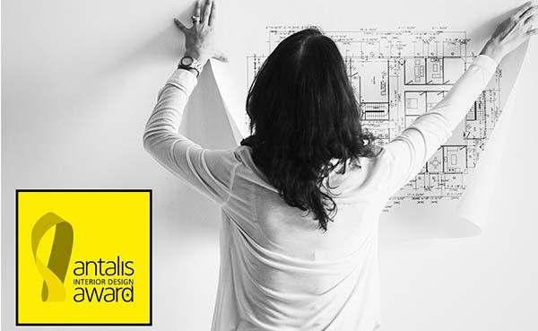 Creatievelingen kunnen zich onderscheiden dankzij Antalis Interior Design Award