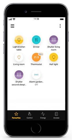 Batibouw 2020: de Niko Home app