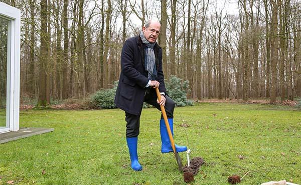 Renson deelt bos uit op Batibouw 2020