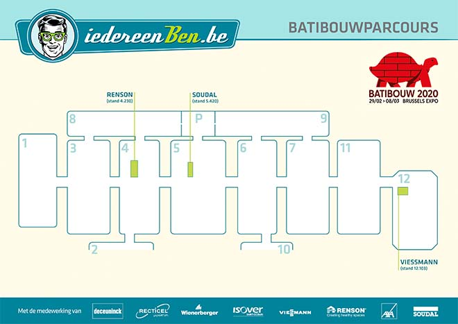Word jij ook BEN op Batibouw 2020?