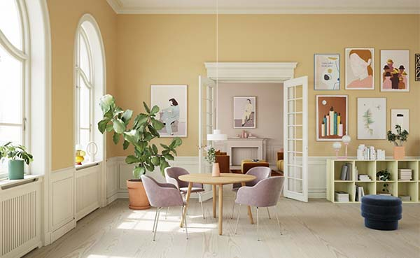 Trendy-boucle-en-lieflijk-lila-voor-een-Insta-interieur