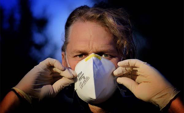 Coronavirus: tekort aan mondmaskers bij bouwbedrijven