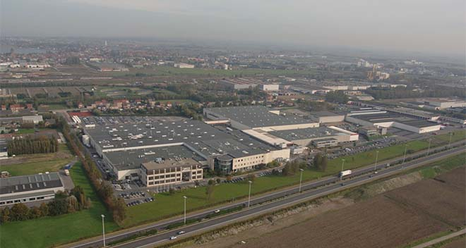 Daikin opnieuw erkend als Factory of the Future