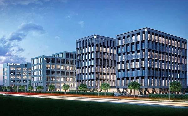 Eén van de grootste kantoorprojecten van Gent gaat van start
