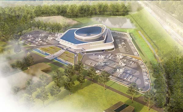 Holland Casino bouwt nieuwe vestiging in Venlo