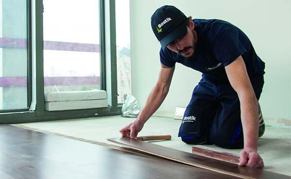 One Flooring Range van Bostik: de nieuwe standaard in vloertechniek