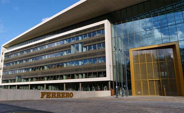 Nieuwe hoofdzetel Ferrero: schoolvoorbeeld van een modern bedrijfsgebouw