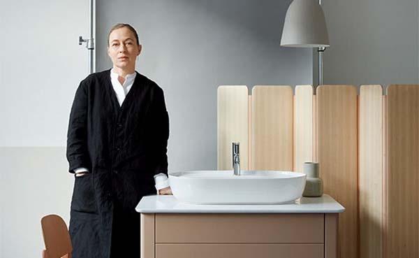 Duravit en Cecilie Manz breiden Scandinavische successerie Luv uit