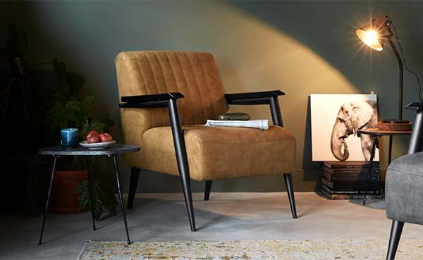De 5 voordelen van een goede stoel in jouw woonkamer