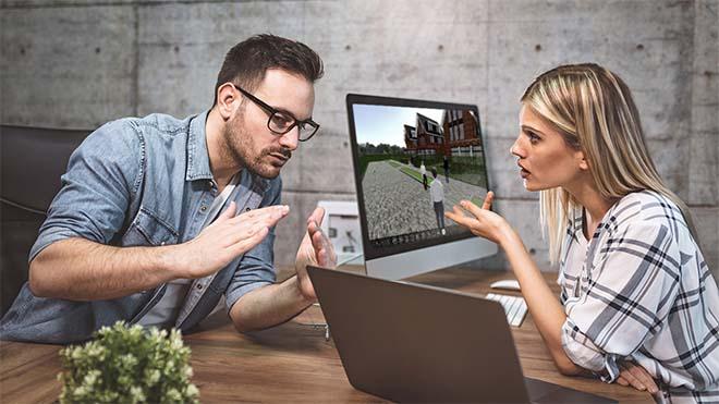 Xiuver - Maak van je architectonisch ontwerp een online reality