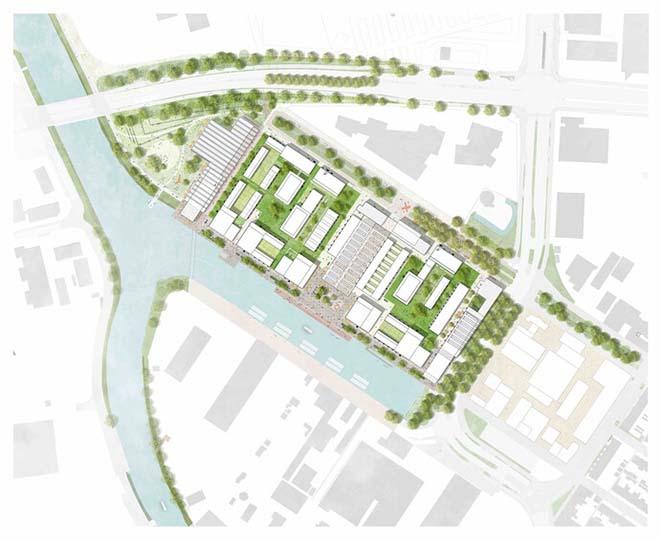 Ontwerp blaast nieuw leven in hallen van Backer+Rueb in Breda
